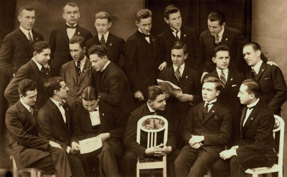 A!S!K! biedri 1924.g. vasarā