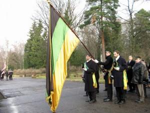 18.XI 2009. Brāļu kapos