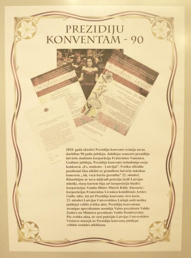 Prezidiju Konventam 90
